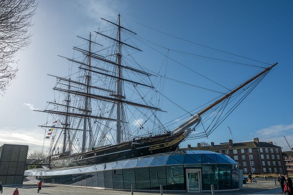 Cutty Sark replica to be built