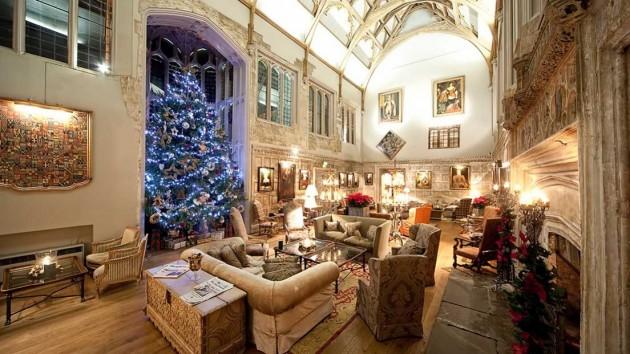 Fawsley Hall Great Hall Northamptonshire