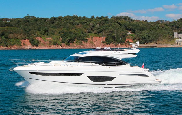 Princess Yachts Confirms 172 Job Cuts Ybw