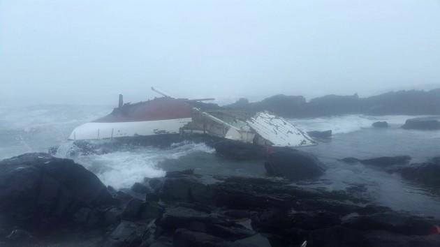 Scottish man Irish woman die in yacht accident