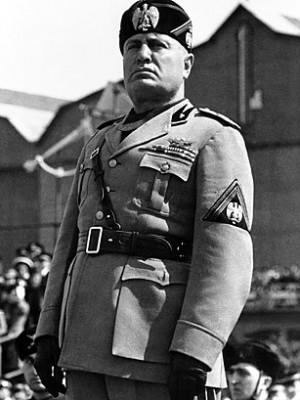 Benito Mussolini yacht seized