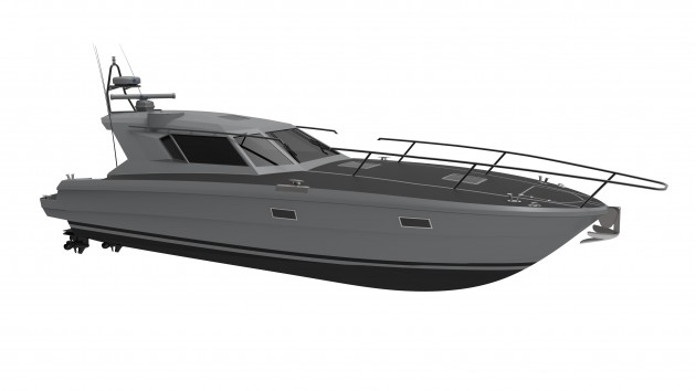 Ferretti Security and Defence 115