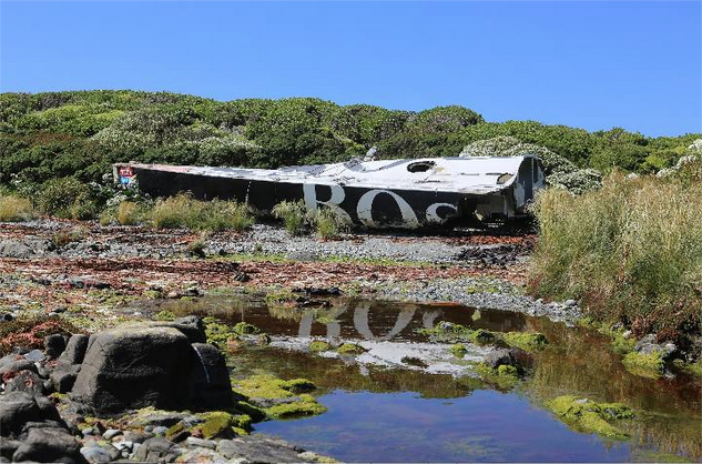 Alex Thomson S Abandoned Hugo Boss Yacht Found After 10 Years Ybw