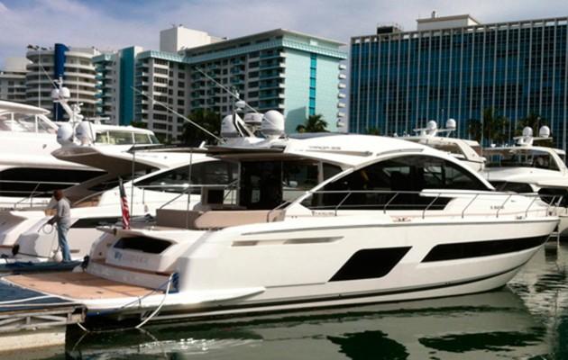 fairline-boats-at-miami-boat-show