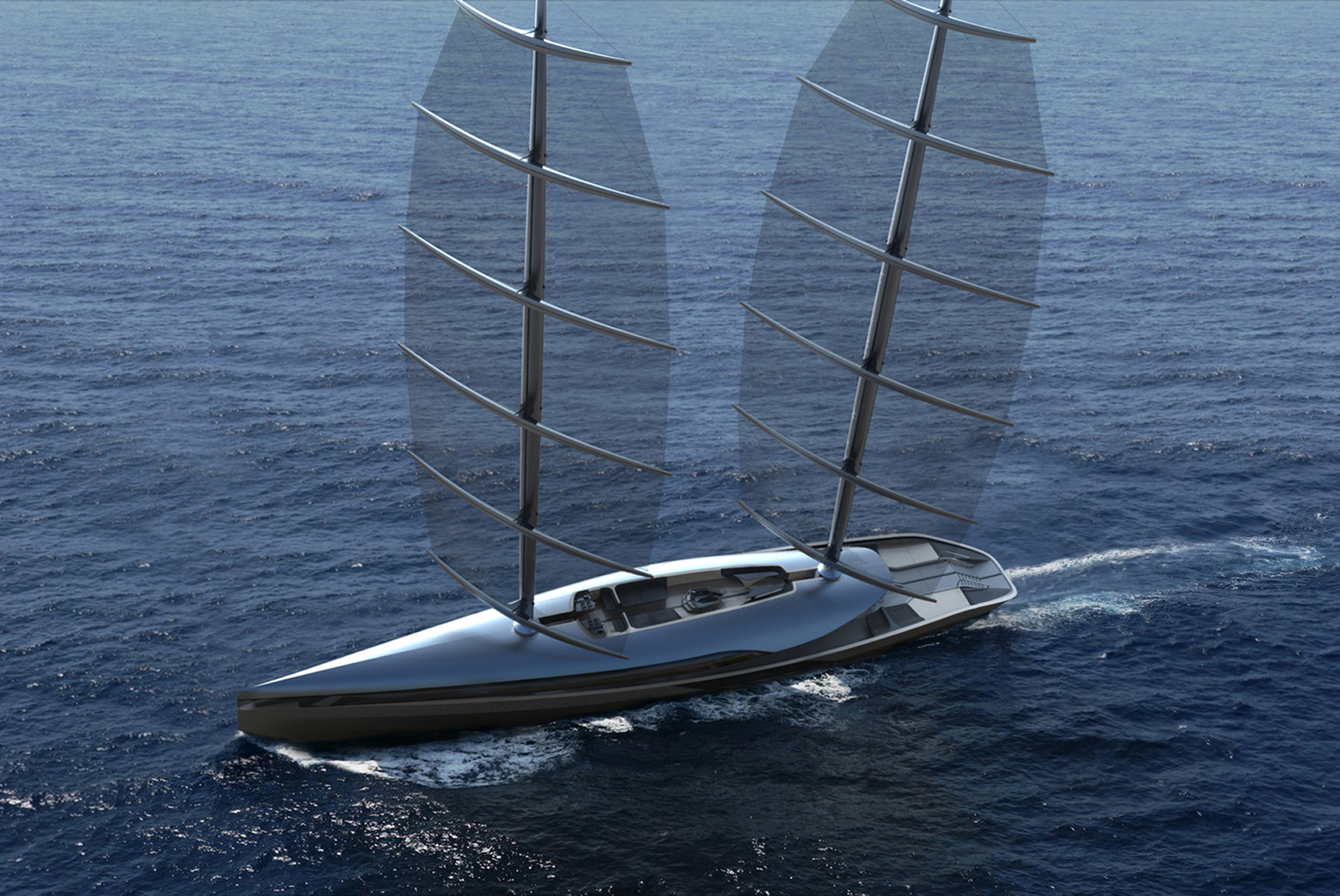 Pictures The Minimalist Cauta Sailing Yacht YBW