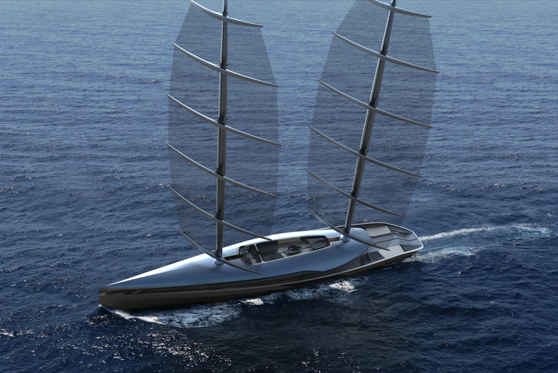 Pictures the minimalist cauta sailing yacht ybw for Yacht dekoration
