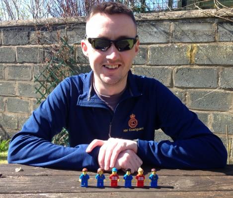 Kevin Paterson LEGO Coastguard Team