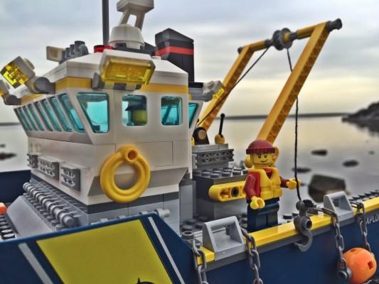 LEGO The Coastguard Team 5