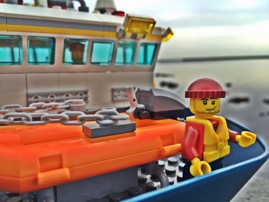 LEGO The Coastguard Team