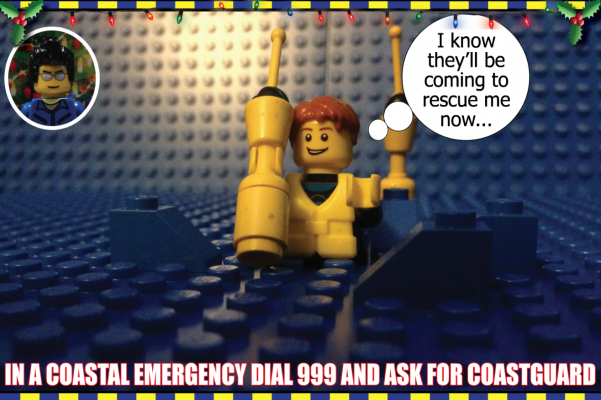 LEGO The Coastguard Team