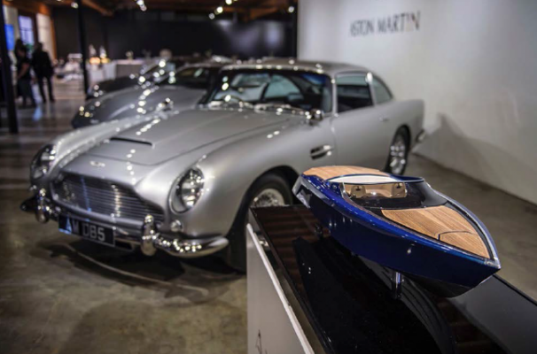 Pictures First Aston Martin Am37 Hull Is Delivered Ybw
