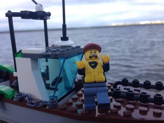 LEGO The Coastguard Team 2