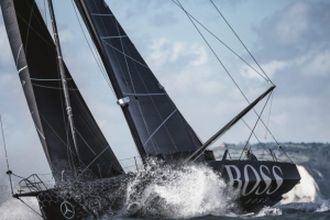 Alex Thomson's HUGO BOSS
