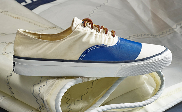 Sperry Sailcloth CVO sneakers