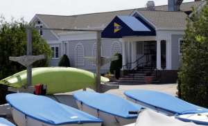 Westerly Yacht Club, Rhode Island, USA