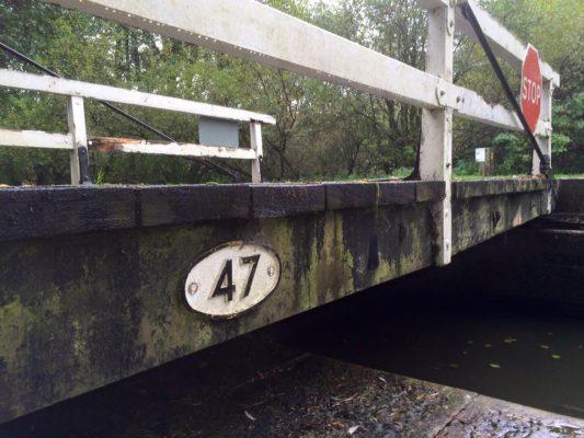 Bridge 47 on Macclesfield Canal