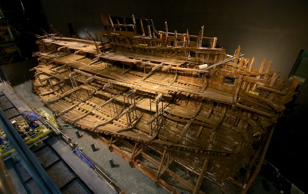 The magnificent Mary Rose