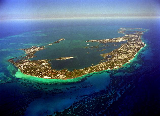 Bermuda, 2017 America's Cup venue