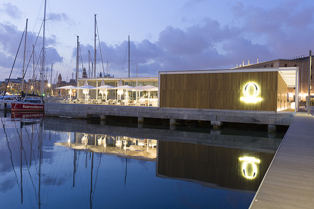 Oneocean port vell barcelona to host charter show ybw for One ocean club barcelona