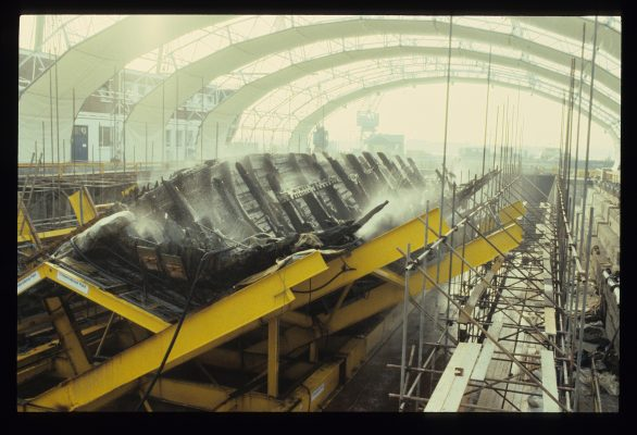 Recovery of the Mary Rose