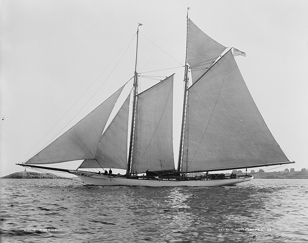 America - winner of the first America's Cup
