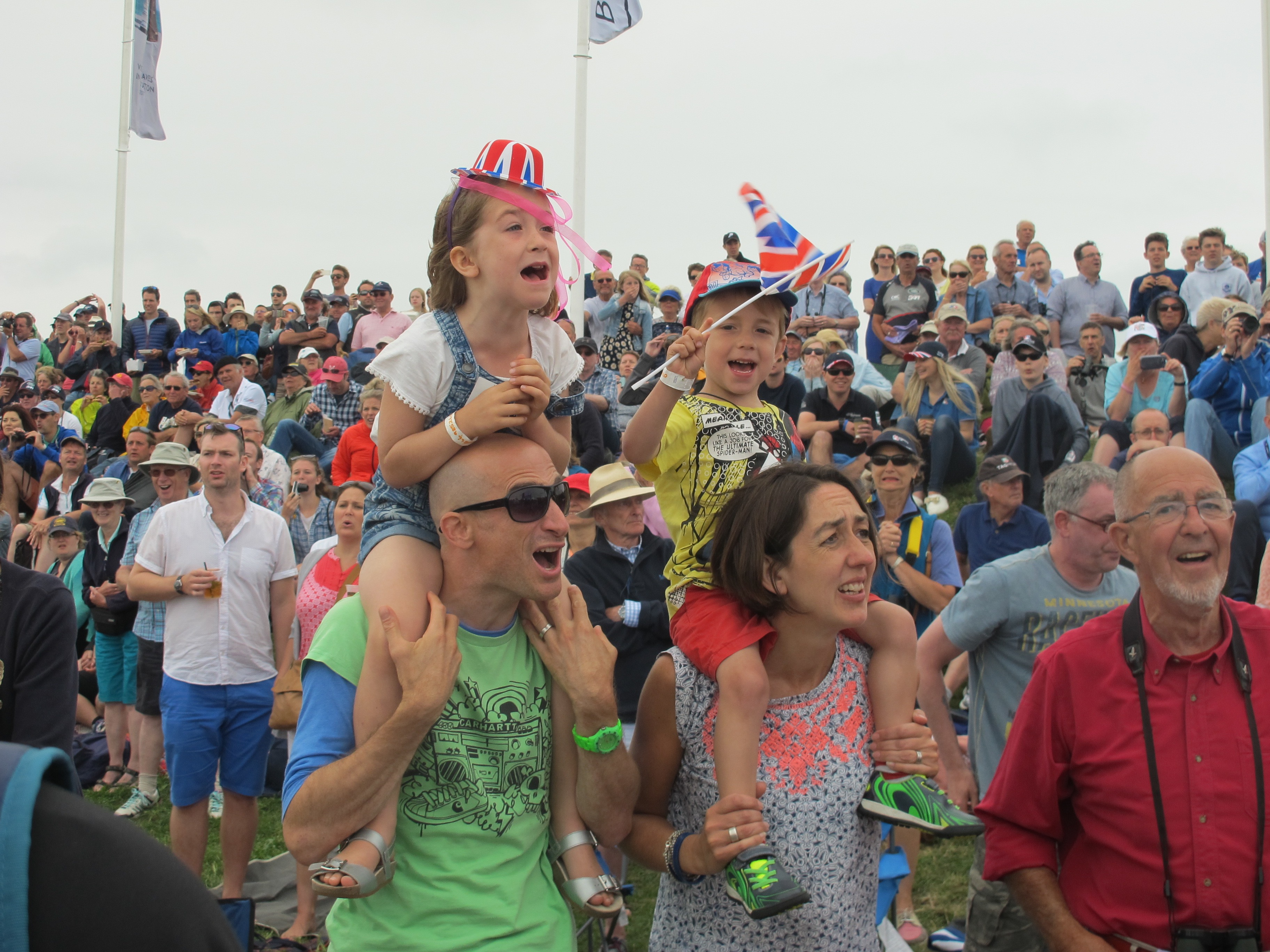 America's Cup World Series Portsmouth 2016