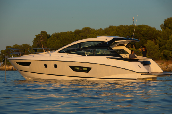 Ancasta presents the Beneteau Power Gran Turismo 40 at the Southampton Boat Show