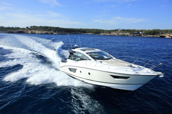 Ancasta presents the Beneteau Power Gran Turismo 46 at the Southampton Boat Show
