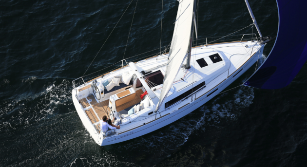 Ancasta presents the Beneteau Sail Oceanis 35 at the Southampton Boat Show