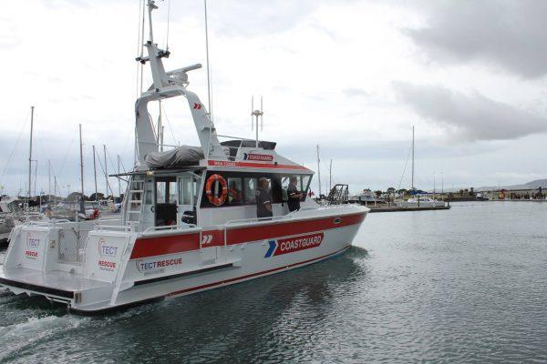 Tauranga Volunteer Coastguard, New Zealand