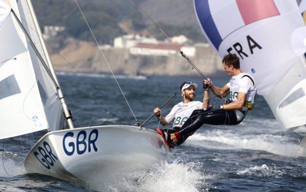 Luke Patience and Chris Grube Rio 2016 Olympics