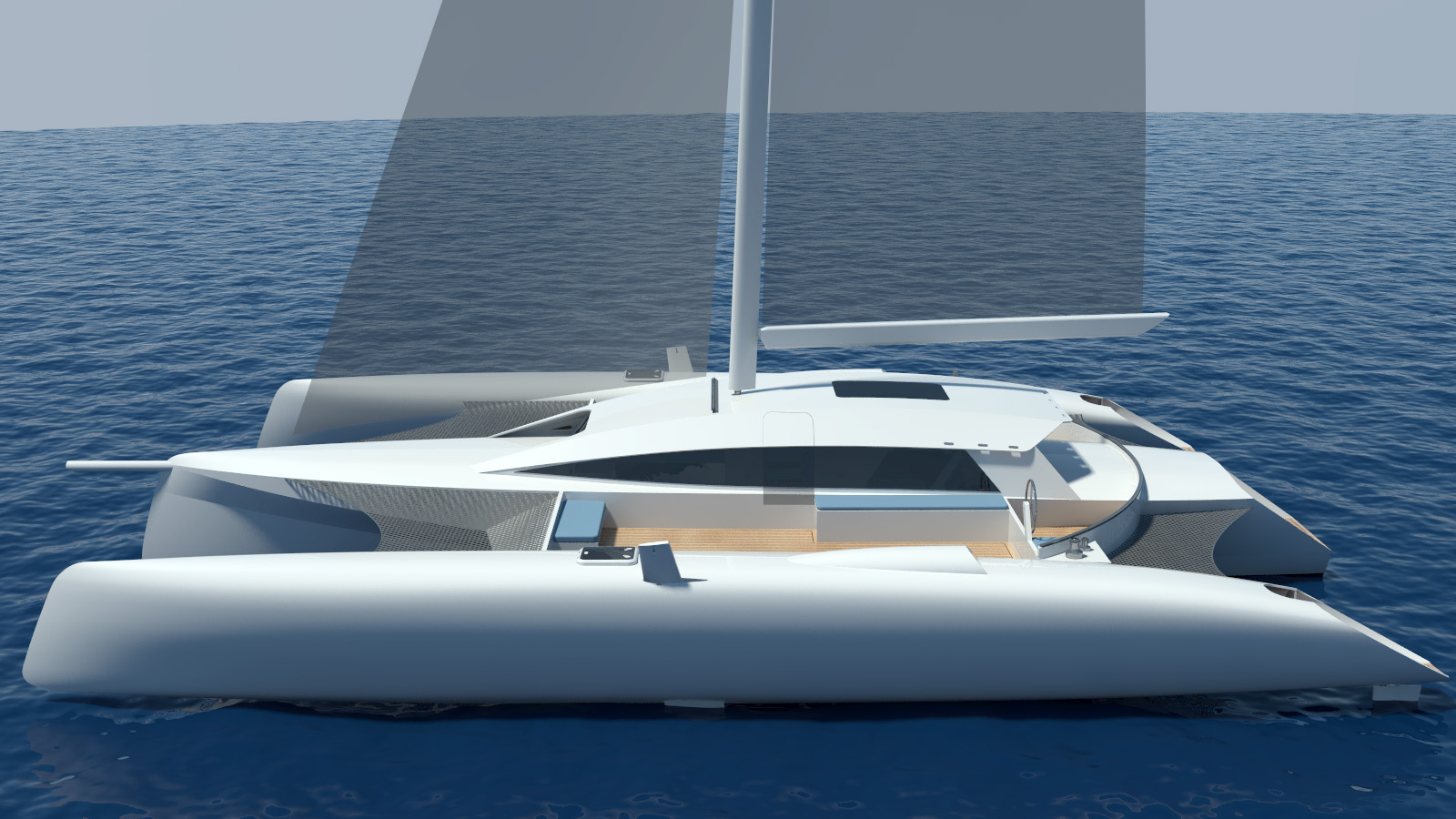 Video & Pictures: The new performance cruising trimaran, Tracer 1500TRi - YBW