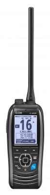 Icom The IC-M93D EURO VHF/DSC