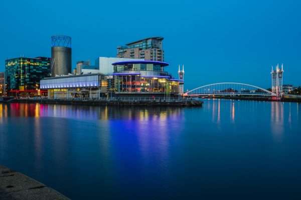 The Quays, Greater Manchester