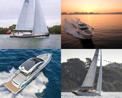 New launches Southampton Boat show 2016