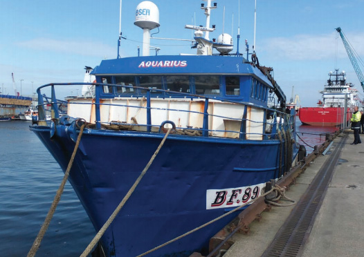 Aquarius Trawler