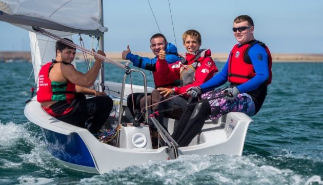 National Sailing Scheme Andrew Simpson Sailing Foundation grants
