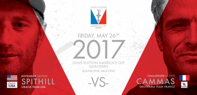 America's Cup Bermuda 2017 full schedule