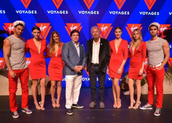 The launch of Virgin Voyages in Miami