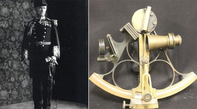 Sir Arthur Rostron, the captain of the rescue ship, Carpathia