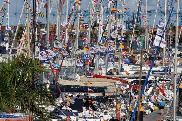 ARC 2011 ar Las Palmas