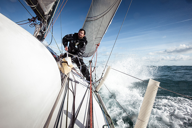 Phil Sharp hoping to break the English Channel Crossing Record