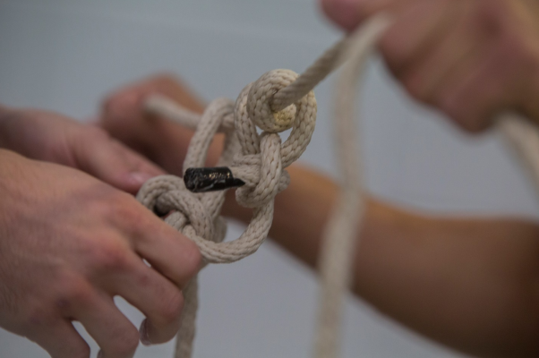 Boating hacks - knot tying
