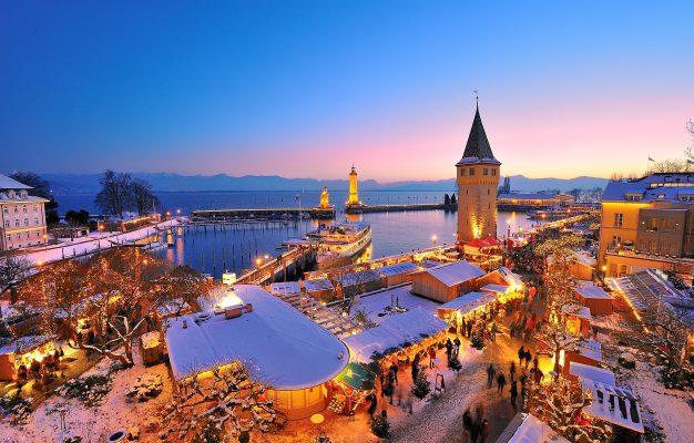 Lake Constance The Perfect Christmas Break Ybw