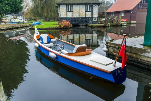 Dad's Boats will be exhibiting at the London Boat Show