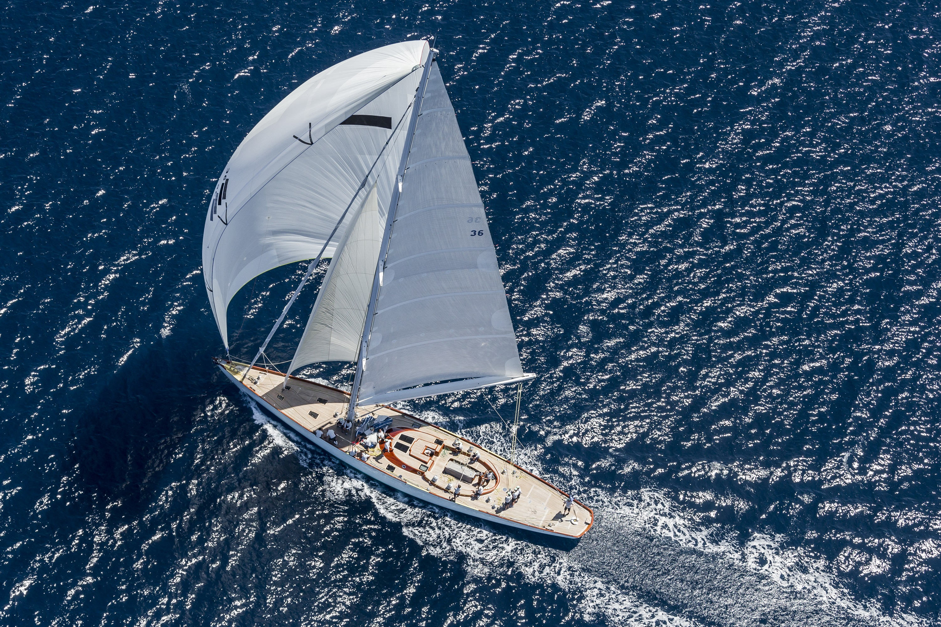 pictures  spirit yachts through the years