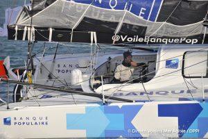 Vendée Globe winner, Armel Le Cléac'h