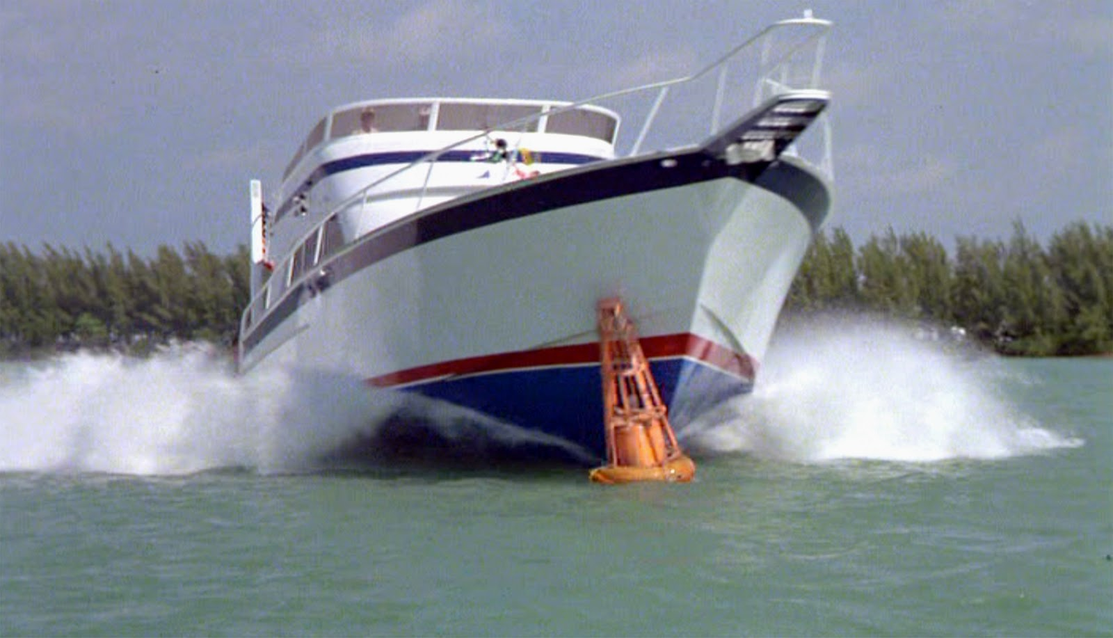 Own A Piece Of Movie History Caddyshack Motor Yacht For