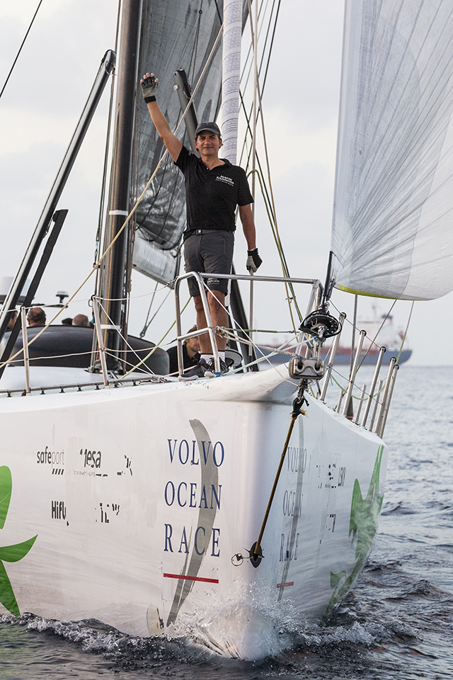 Pictures Plans For First Portuguese Volvo Ocean Race Team In 2020 Ybw