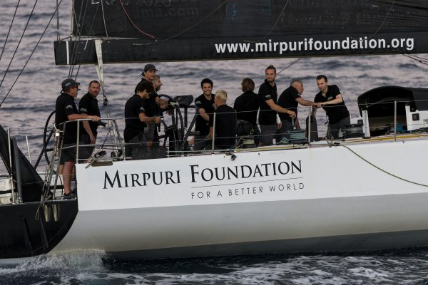 Mirpuri Foundation race boat arrives in the Caribbean